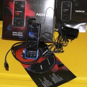 Продаю сотовый телефон б/у NOKIA 5610 ExpressMusic