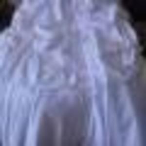 Продам свадебное платье,  белоснежное. Размер 42-46
