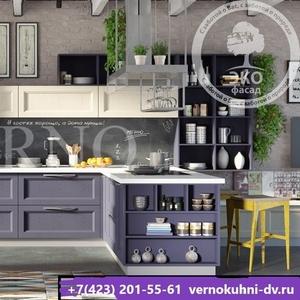 Verno кухни на заказ,  шкафы на заказ во Владивостоке. Качество,  гарантия,  низкие цены!