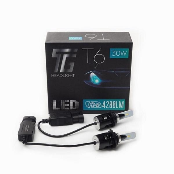 Светодиодные лампы TG G4 для головного света 2