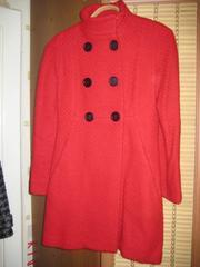 Продам пальто осеннее шерстяное